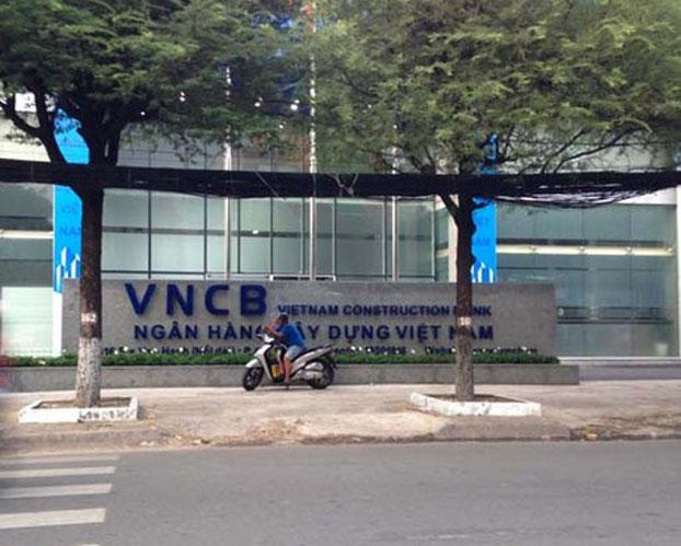Ngân hàng Thương mại Cổ phần Xây dựng (VNCB). Ảnh nld
