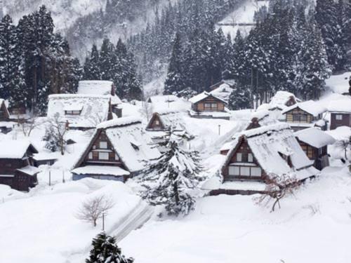 Những thành phố tuyết đẹp tựa miền cổ tích - 5