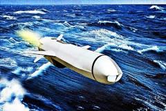 Hình ảnh mô phỏng tên lửa NSM khi được phóng ra. Ảnh nguoiduatin