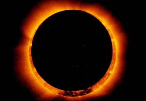 Thực tế và thần thoại về nhật thực