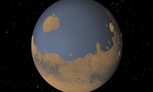 Tìm thấy bằng chứng mới về đại dương thời cổ đại trên sao Hỏa
