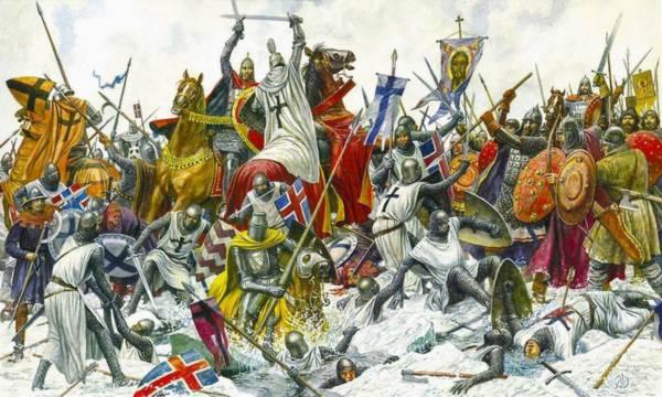 4 chiến thuật quân sự có 1-0-2 trong lịch sử chỉ thiên tài mới nghĩ ra