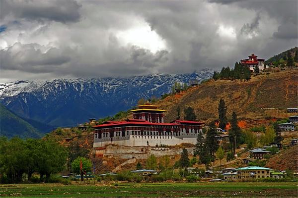 Bhutan 3 3