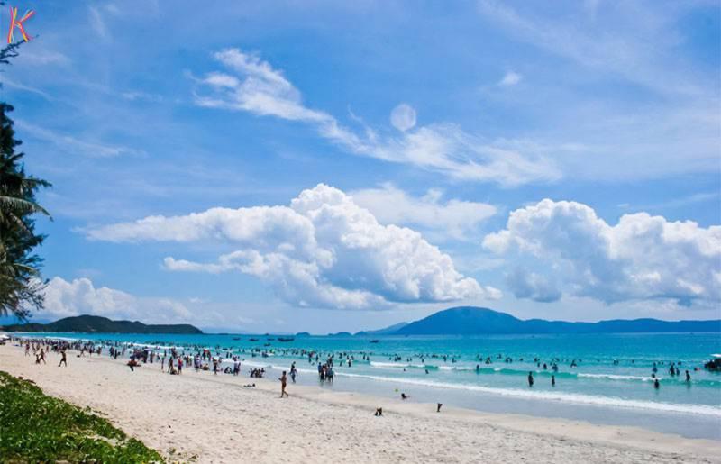 Những bãi biển Việt Nam đẹp nên đến một lần trong đời