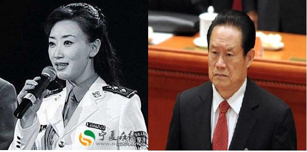 Mối quan hệ giữa Chu Vĩnh Khang và hoa khôi Vương Phi nảy sinh trong giai đoạn 2002 - 2007, khi ông Chu giữ chức vụ Bộ trưởng Công an Trung Quốc