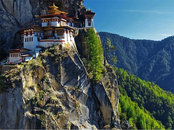Taktshang, tu viện Phật giáo nổi tiếng nhất ở Bhutan