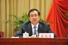 Chủ tịch tập đoàn Sinopec, ông Vương Thiên Phú (ảnh: Sina)