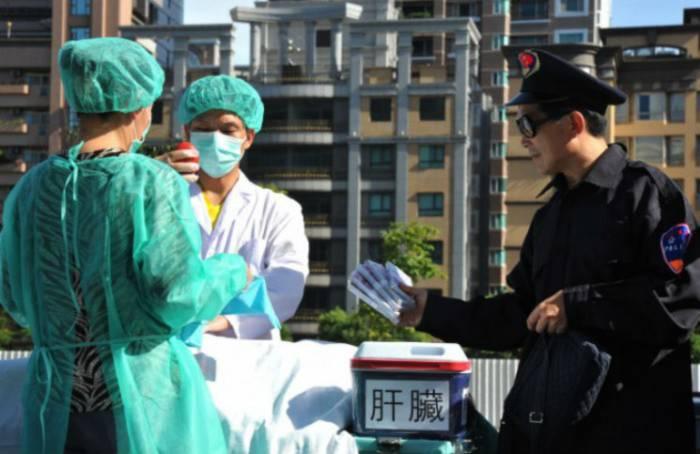 học viên Pháp Luân Công ,mổ cắp nội tạng, Đài Loan,phản nhân loại