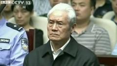 Cựu trùm An ninh Chu Vĩnh Khang bị tuyên án chung thân trong phiên tòa xét xử hôm qua (11/6). (Ảnh: YouTube)
