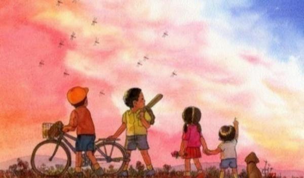 thời thơ ấu, ngày xưa, Bài chọn lọc,