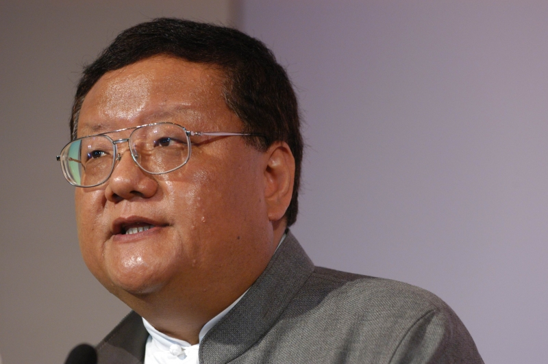 Lưu Trường Nhạc, Chủ tịch Đài truyền hình Phượng Hoàng.