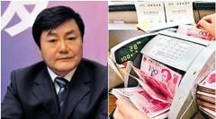 4 máy đếm tiền công suất lớn bị cháy khi đếm tiền tham nhũng tại nhà quan tham. (Ảnh: internet)