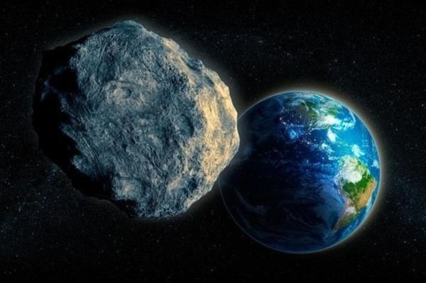 va chạm, trái đất, tiểu hành tinh, tận thế,