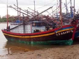 Tàu cá 93480. Ảnh Mofa