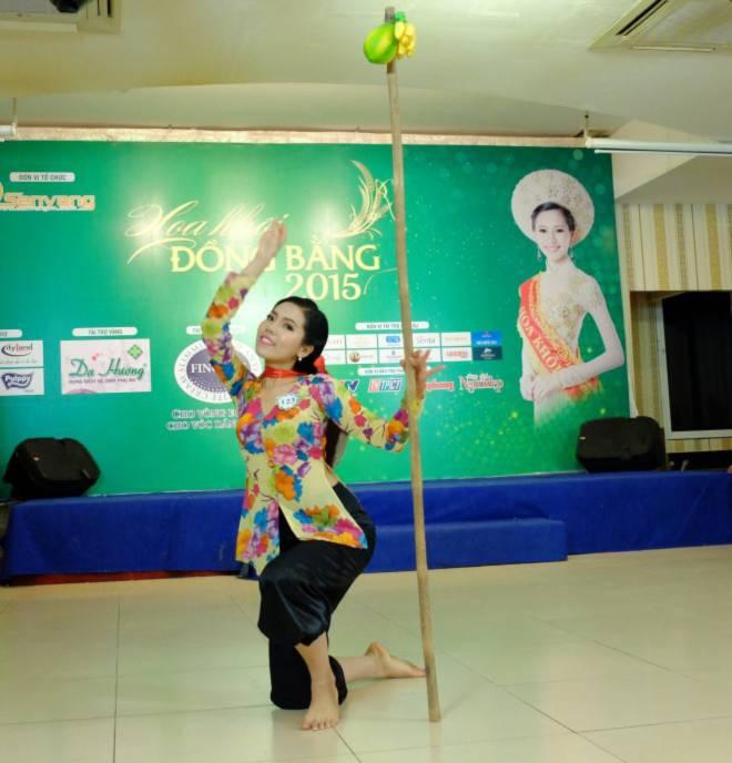 9. Nguyễn Huỳnh Trúc Mai_Múa_Phiên chợ sông