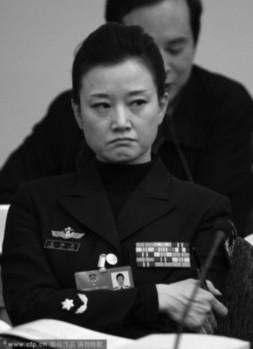 Thiếu tướng Quân đội nhân dân Trung Quốc Tống Tổ Anh. (Ảnh: Epoch Times)