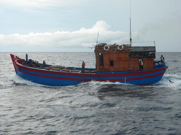 Một tàu đánh cá của ngư dân Philippines (Ảnh: Báo Philipines Ngày nay)