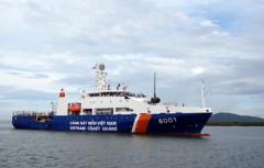 Tàu cảnh sát biển hiện đại 8001 của Việt Nam