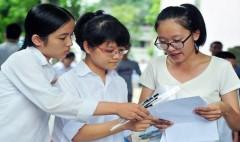Với ngưỡng 15 và 12 điểm, sẽ có khoảng 200.000 thí sinh (chiếm 27% số thí sinh) đăng ký dự thi ĐH, CĐ không đủ điểm để xét tuyển vào trường. (Ảnh: internet)