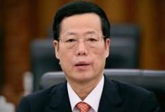 Phó Thủ tướng TQ Trương Cao Lệ. Ảnh: Tân Hoa Xã.
