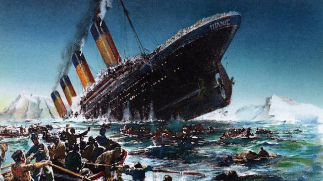 Titanik Untergang