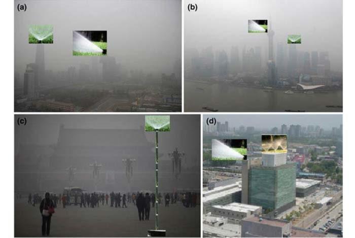 Trung Quốc, ô nhiễm không khí, Bắc Kinh,