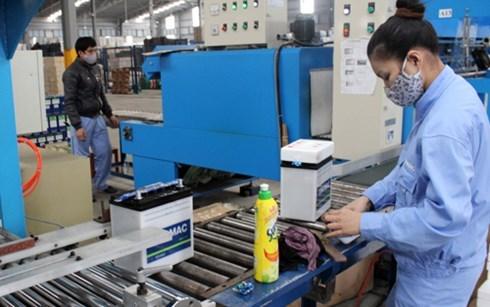 Năng suất lao động của Việt Nam bị đánh giá thấp so với các nước trong khu vực (Ảnh minh họa: Xuân Thân/VOV.VN)