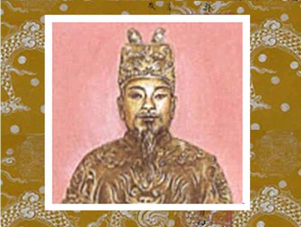 Chân dung nhà vua Lê Thánh Tông (tranh minh họa). triviet24h