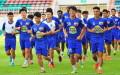 HLV Phan Thanh Hùng (Hà Nội T&T) dè chừng sự hưng phấn vừa trở lại với HAGL sau hai chiến thắng trước SLNA và Đồng Nai - Ảnh: Sĩ Huyên