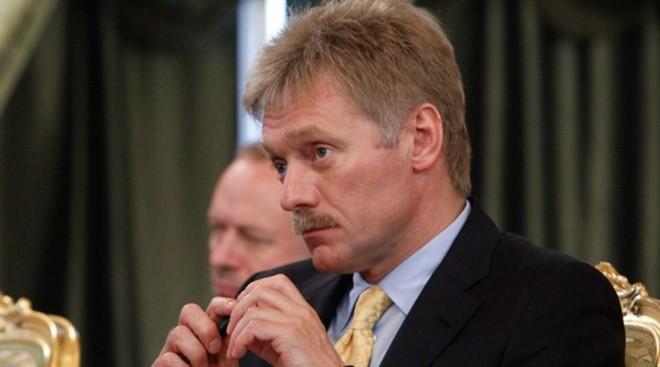 Người phát ngôn Điện Kremlin Dmitry Peskov. (Ảnh: Reuters)