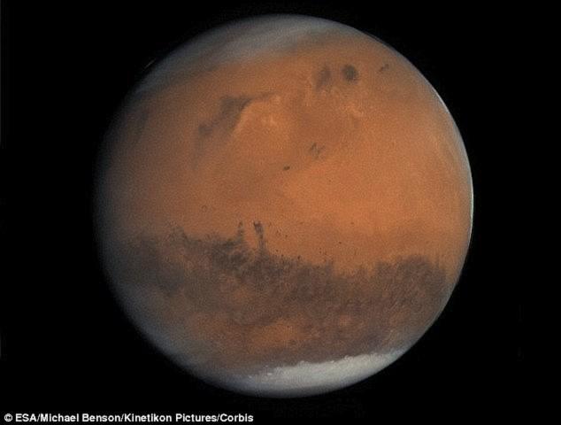 Những ngôi nhà tương lai trên sao Hỏa - 3