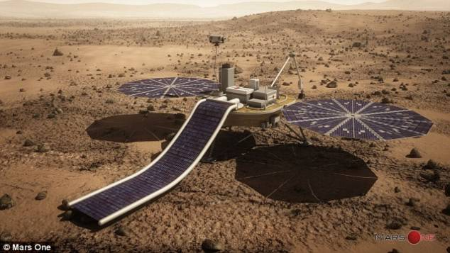 Những ngôi nhà tương lai trên sao Hỏa - 4