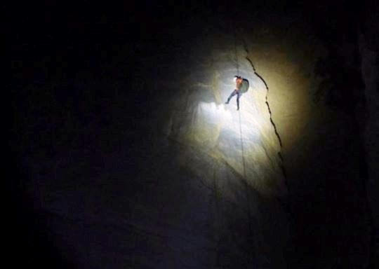Chinh phục hang sâu là một thú chơi nguy hiểm, nhưng rất thú vị