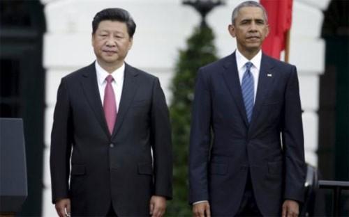 Hình ảnh Cuộc gặp Obama - Tập Cận Bình chưa giải quyết được bất đồng Biển Đông số 1