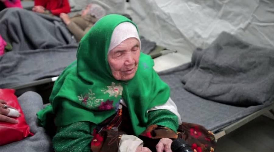 Hình ảnh Cụ bà 105 tuổi đi bộ 20 ngày liên tiếp để đến… Châu Âu số 1