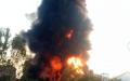 Trong năm nay (2015), tỉnh Chiết Giang đã có ít nhất 5 công ty bị cháy nổ. (Ảnh: internet)