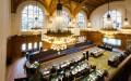 Toà trọng tài tại Hague, Hà Lan xét xử vụ kiện của Philippines. Ảnh: PCA