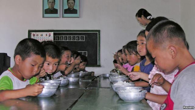 Trẻ em Triều Tiên