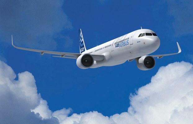 Máy bay Airbus 321. Ảnh airbus.com