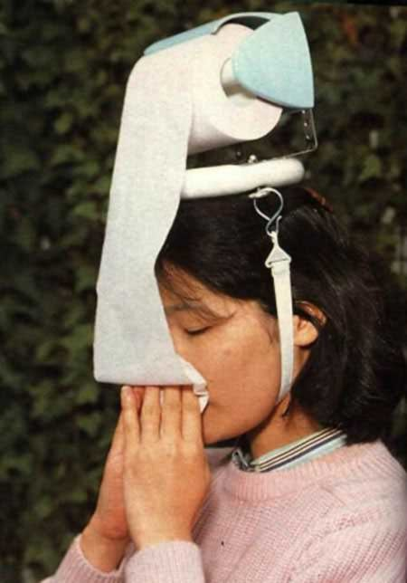 Hay Fever Hat