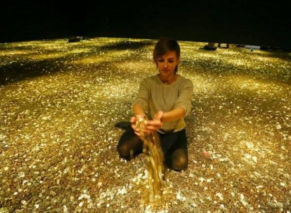 Những nước dự trữ nhiều vàng nhất thế giới