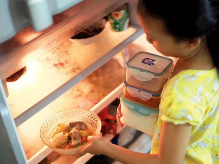 Lý giải nguyên nhân ăn thức ăn thừa để trong tủ lạnh có thể gây ung thư