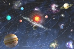 Ai đã khiến vũ trụ này chuyển động? Thật tuyệt vời .