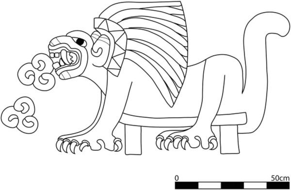 """""""Sở thú"""" cổ xưa nhất ẩn giấu dưới chân kim tự tháp cổ đại - Ảnh 2."""