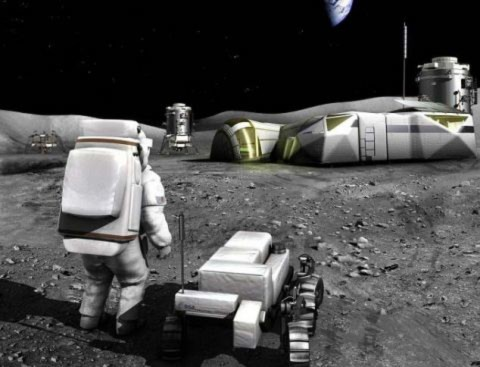 Mat trang, tham hiem khong gian, Nga, My, NASA, lap can cu, du hanh vu tru, Mặt trăng, thám hiểm không gian, Mỹ, du hành vũ trụ
