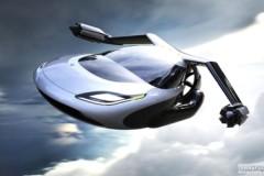 ô tô bay TF-X