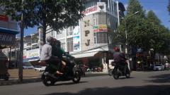 Tiệm vàng Ngoc Phát, nơi xảy ra vụ việc - Ảnh: A.L- tuoitre