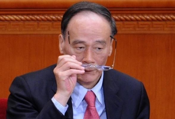 Ông Vương Kỳ Sơn lặng lẽ bày binh bố trận tại Thượng Hải (Ảnh: Internet)