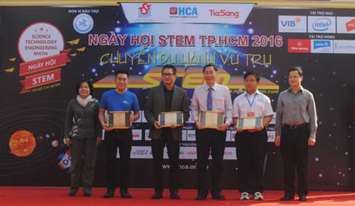 Ngày hội STEM TP.HCM: Khuyến khích dạy, học sáng tạo - 2