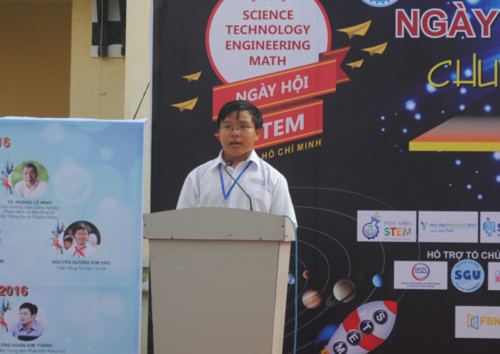 Ngày hội STEM TP.HCM: Khuyến khích dạy, học sáng tạo - 4